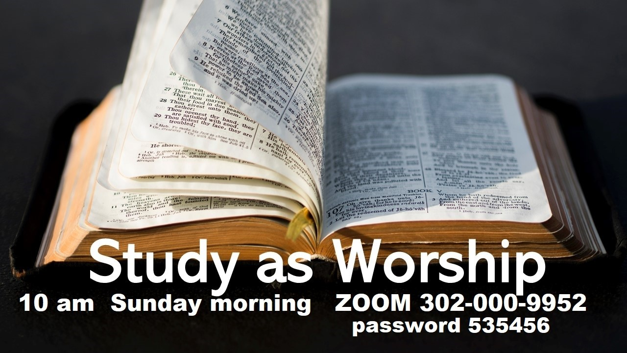 Study as Worship